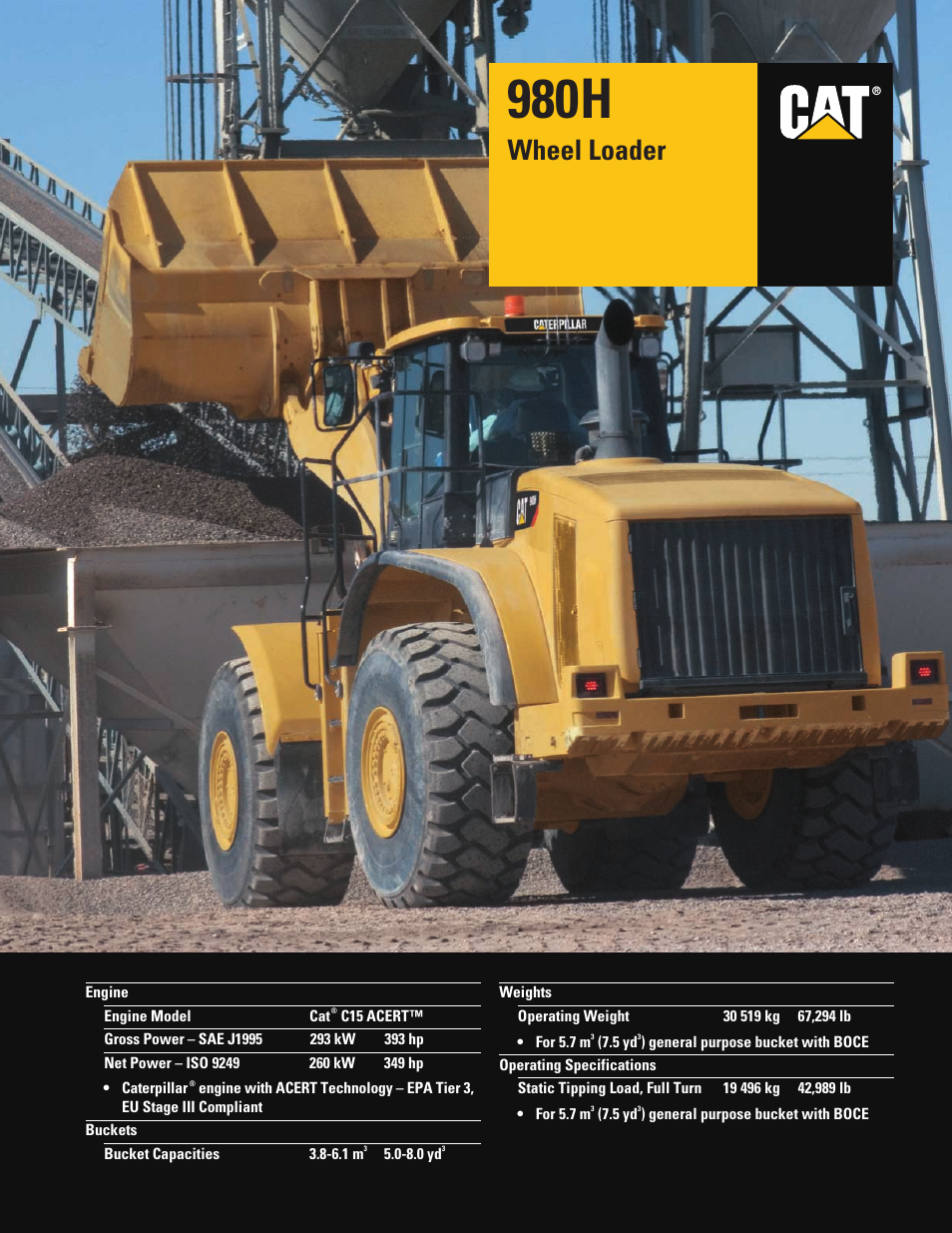 Milton CAT 980H User Manual | 28 pages