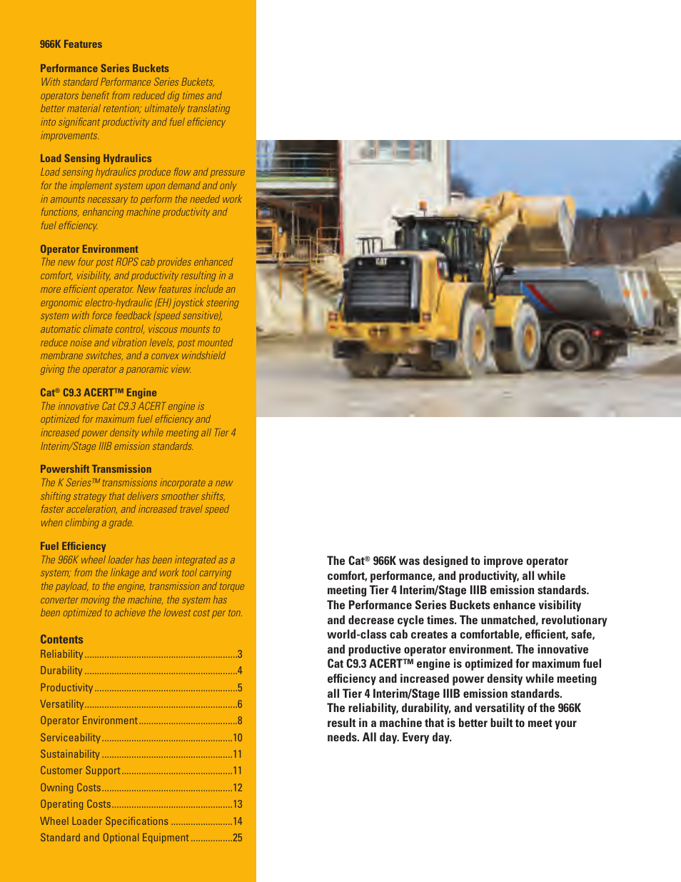 Milton CAT 966K User Manual | Page 2 / 28