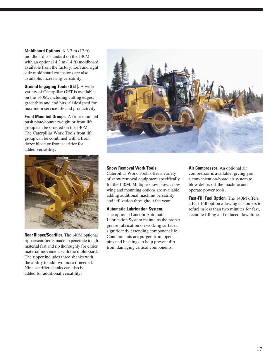 Milton CAT 140M User Manual | Page 17 / 28