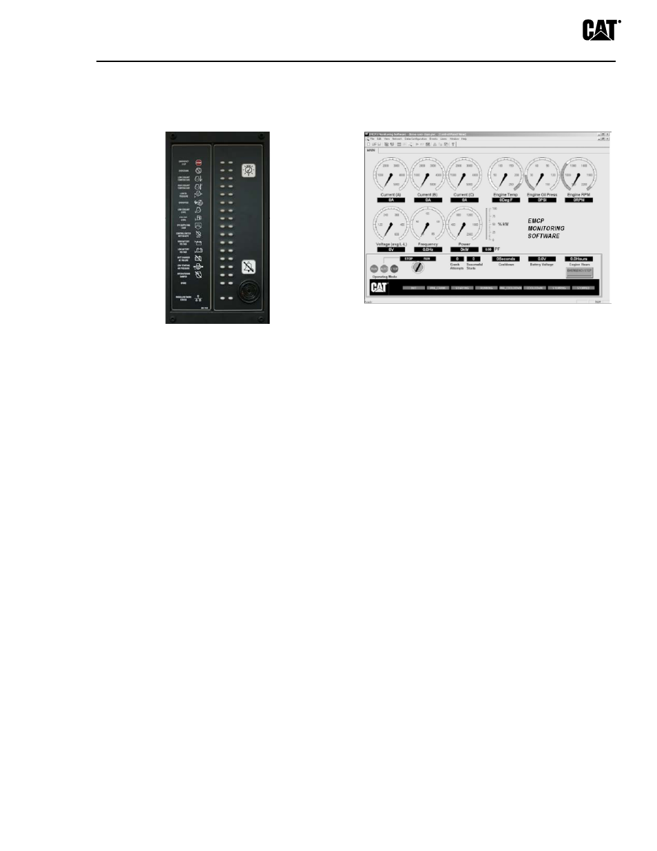 Optional Modules  Emcp 4 2 Generator Set Controller