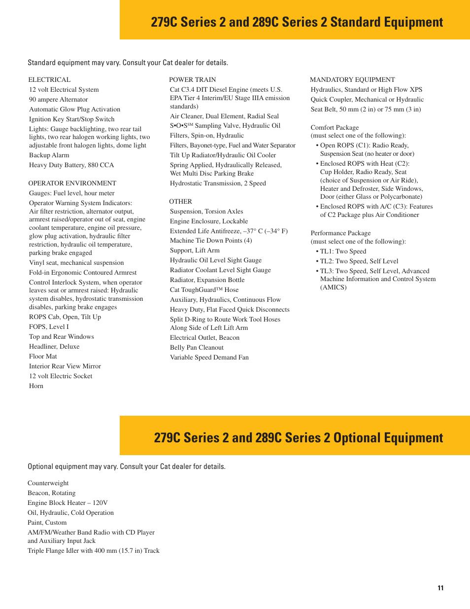 Milton CAT 289C Series2 User Manual   Page 11 / 12