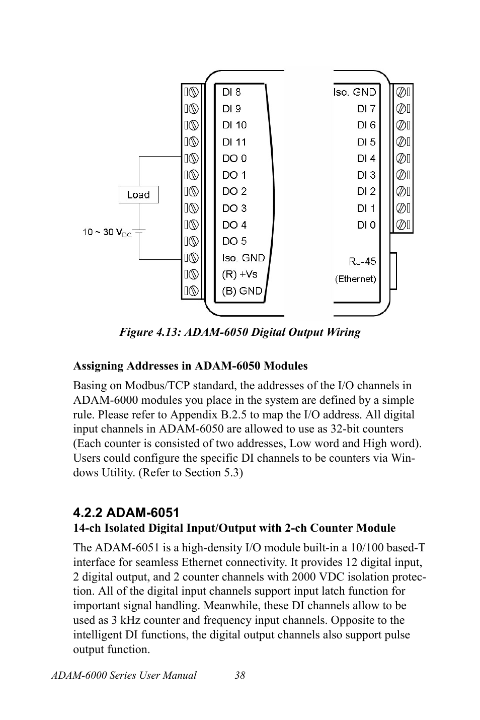 Bb Electronics Adam Manual Page on Wiring Accessories