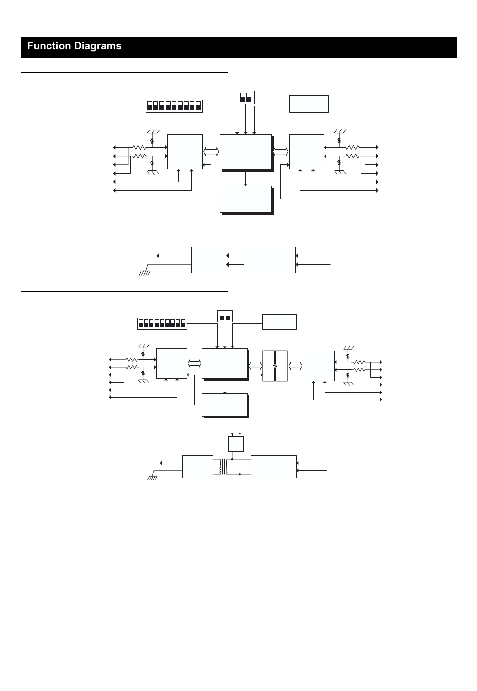 Function Diagrams Bb Electronics Adam 4520 Manual User John Deere Wiring Diagram Page 5 6