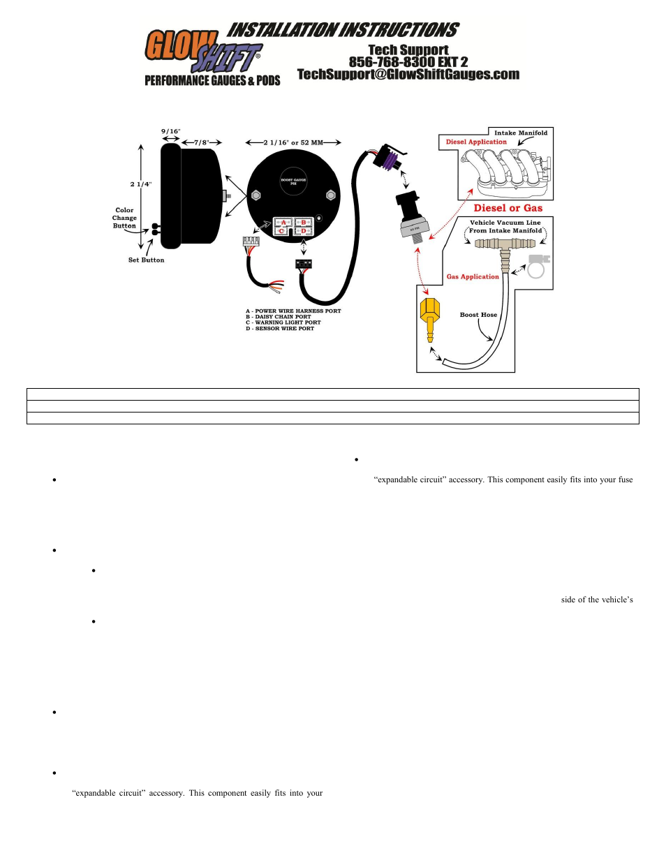 Wiring Diagram For Glowshift Boost Gauge - 2004 Chevy Fuse Box Diagram -  furnaces.yenpancane.jeanjaures37.fr | Wrx Glowshift Wiring Diagram |  | Wiring Diagram Resource