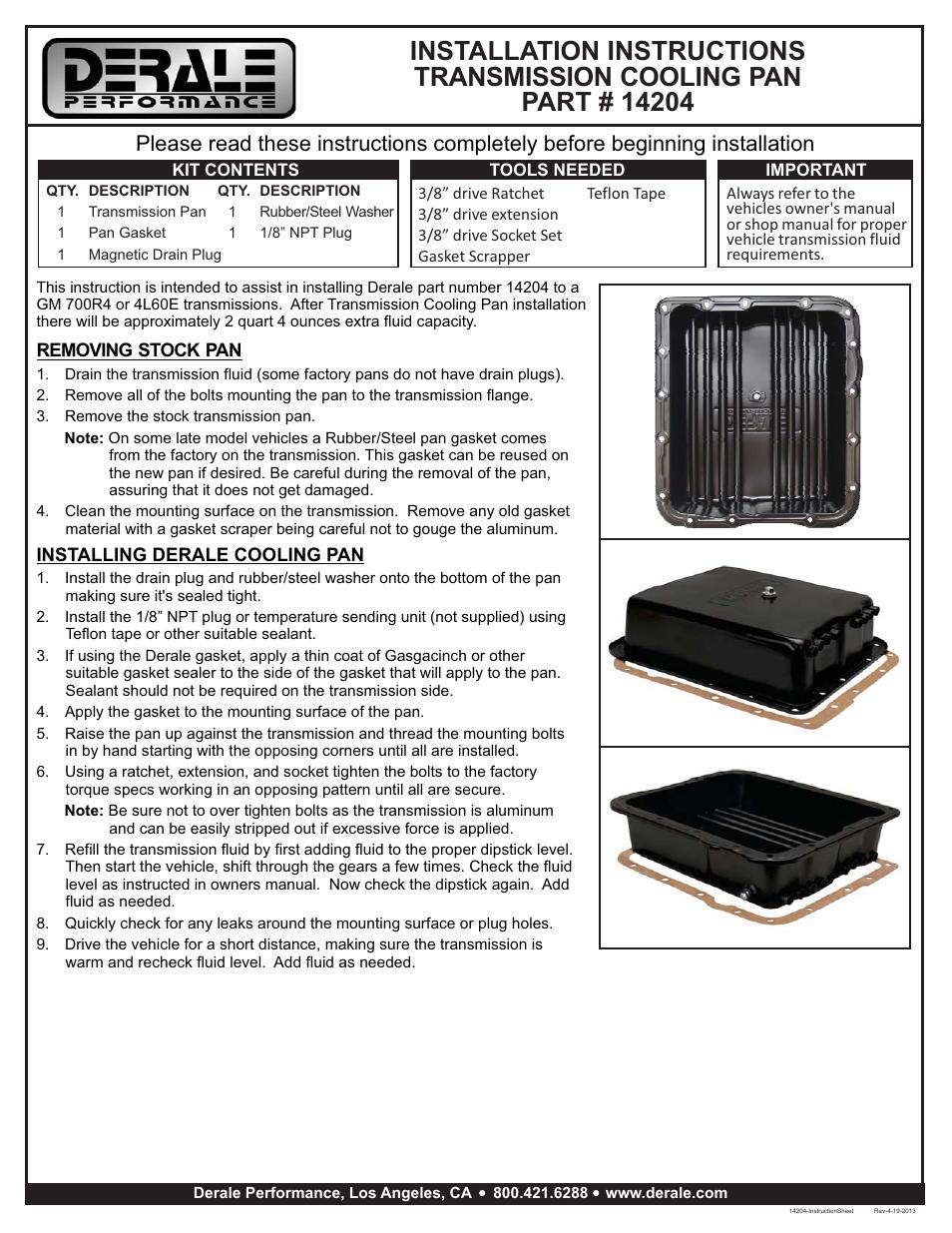 Gm 4l60e Transmission 1 Manual Guide