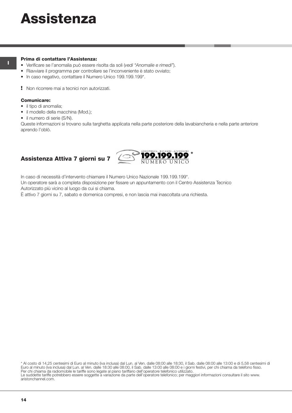 Centro Assistenza Hotpoint.Assistenza Hotpoint Ariston Encastrable Awm 129 Eu User