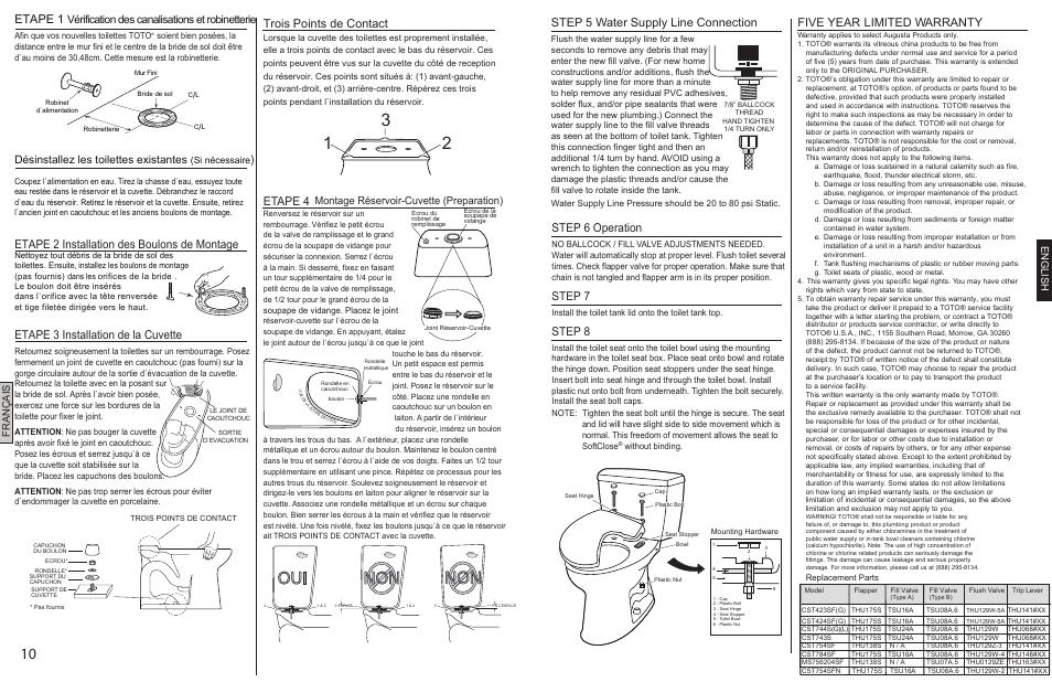 0gu008z-5final p10p3.pdf, Non oui, Etape 1 | Factory Direct Hardware ...