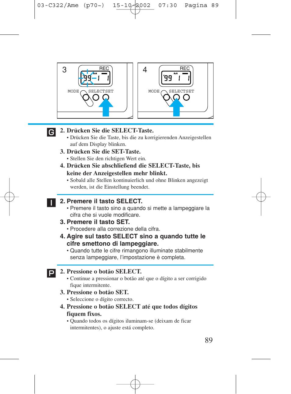 canon prima bf 80 set user manual page 89 115 original mode rh manualsdir com prima user manual prima 100 lwd user manual