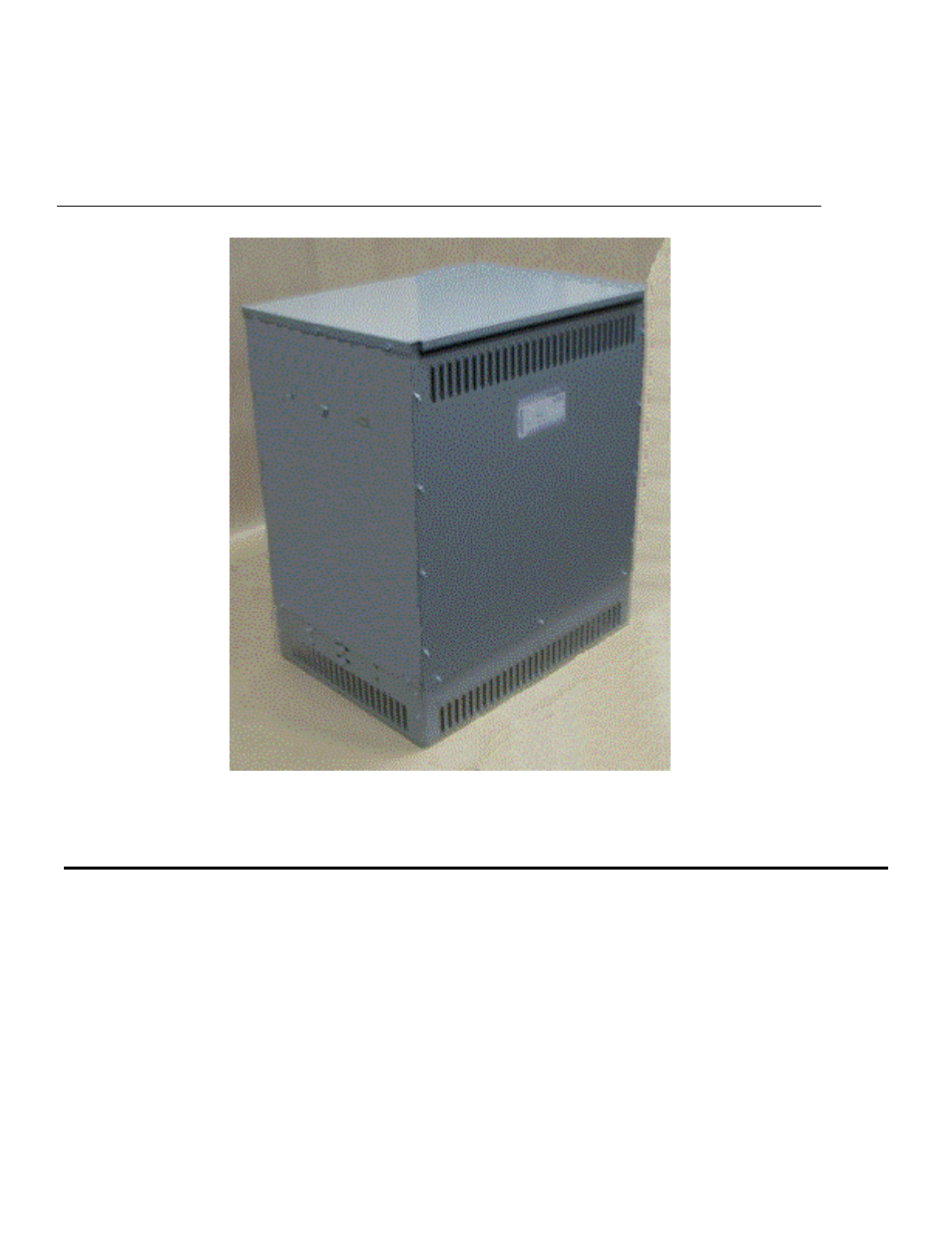 GE Industrial Solutions Dry-Type General Purpose Power Transformers User  Manual | 8 pages