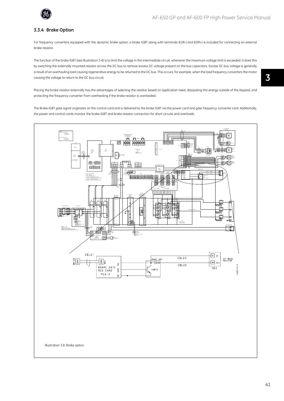 Ge Scr Manual Alarm Circuit Signalprocessing Diagram Seekiccom Array 4 Brake Option S L2 T L3 M Sensors Current Industrial Rh Manualsdir