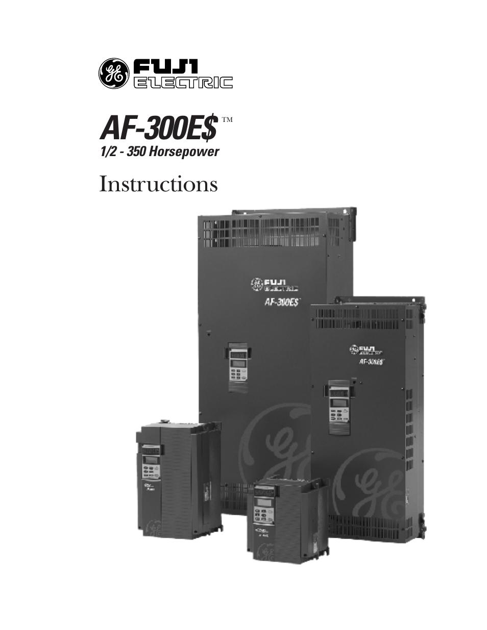 ge industrial solutions af 300e user manual 134 pages rh manualsdir com GE Motor Starter Heater Chart GE 300 Icicle Lights