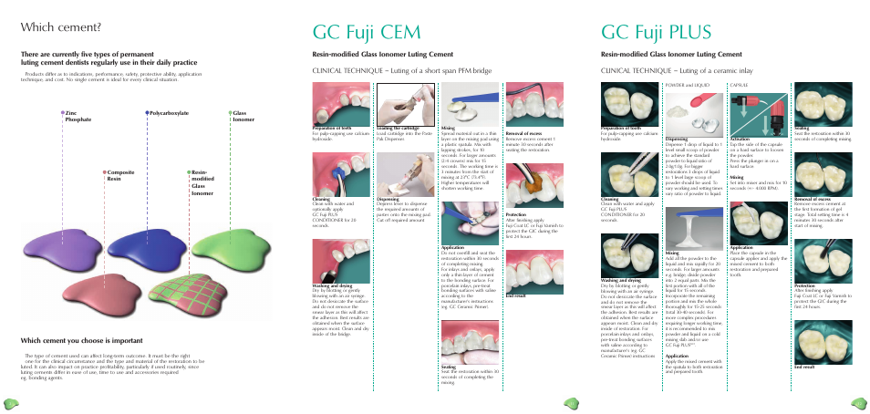 resin modified glass ionomer cements biology essay Glass ionomer cements (gics) are clinically attractive dental materials  porosity  glass fibers resin modification coating clinical restoration.