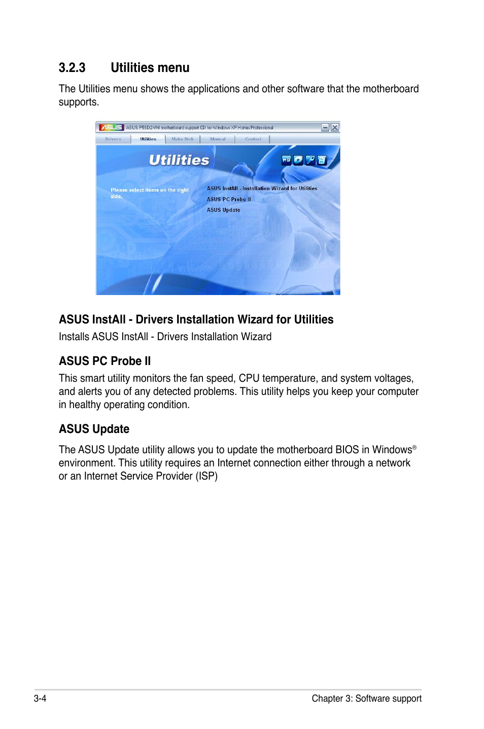 driver audio asus p5sd2-vm