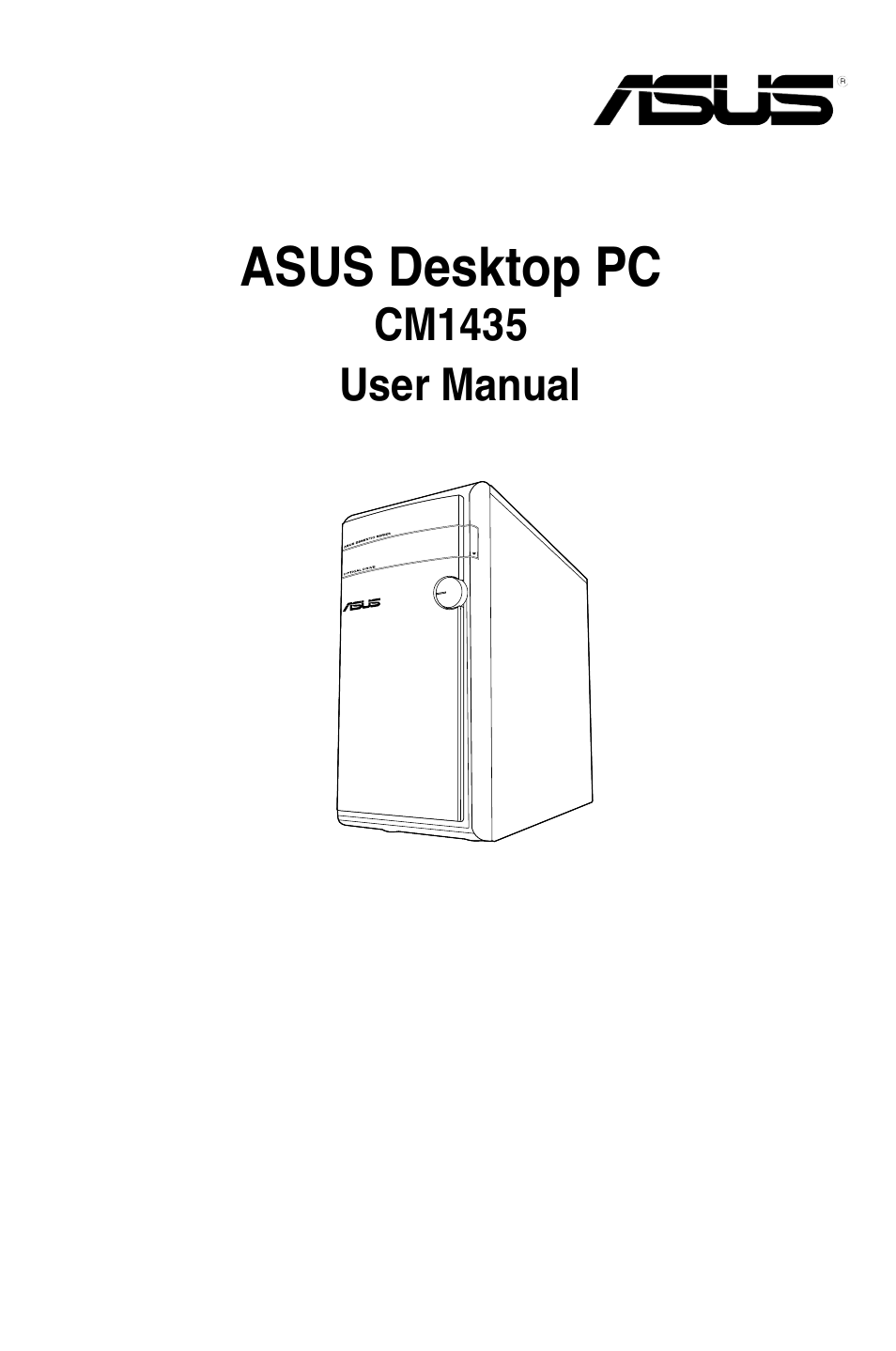 Asus Desktop Diagram Detailed Schematics A3f Laptop Block Cm1435 User Manual 68 Pages Desktops Cube