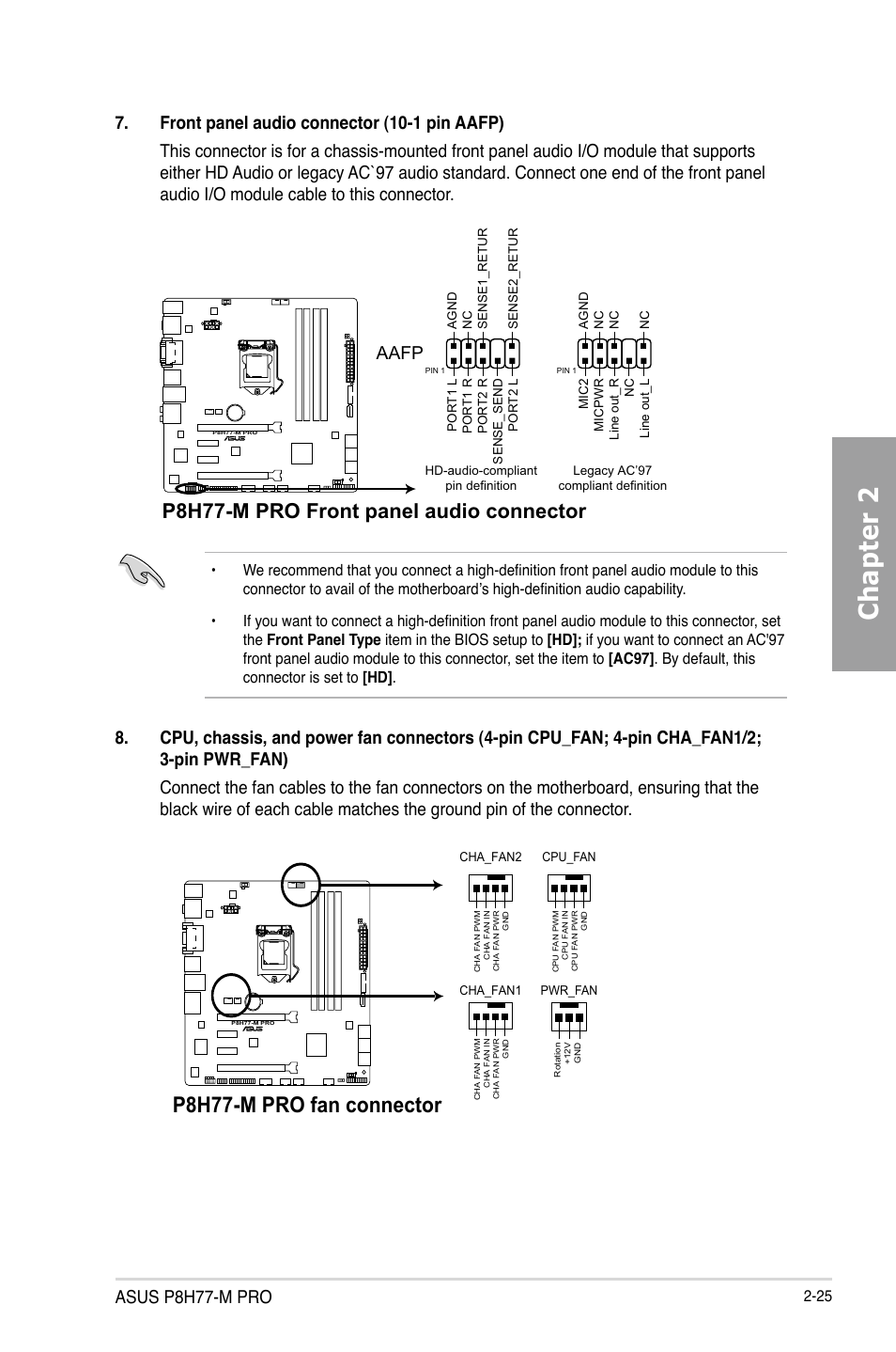 Define cpu user manuals array chapter 2 p8h77 m pro fan connector p8h77 m pro front panel audio rh fandeluxe Image collections