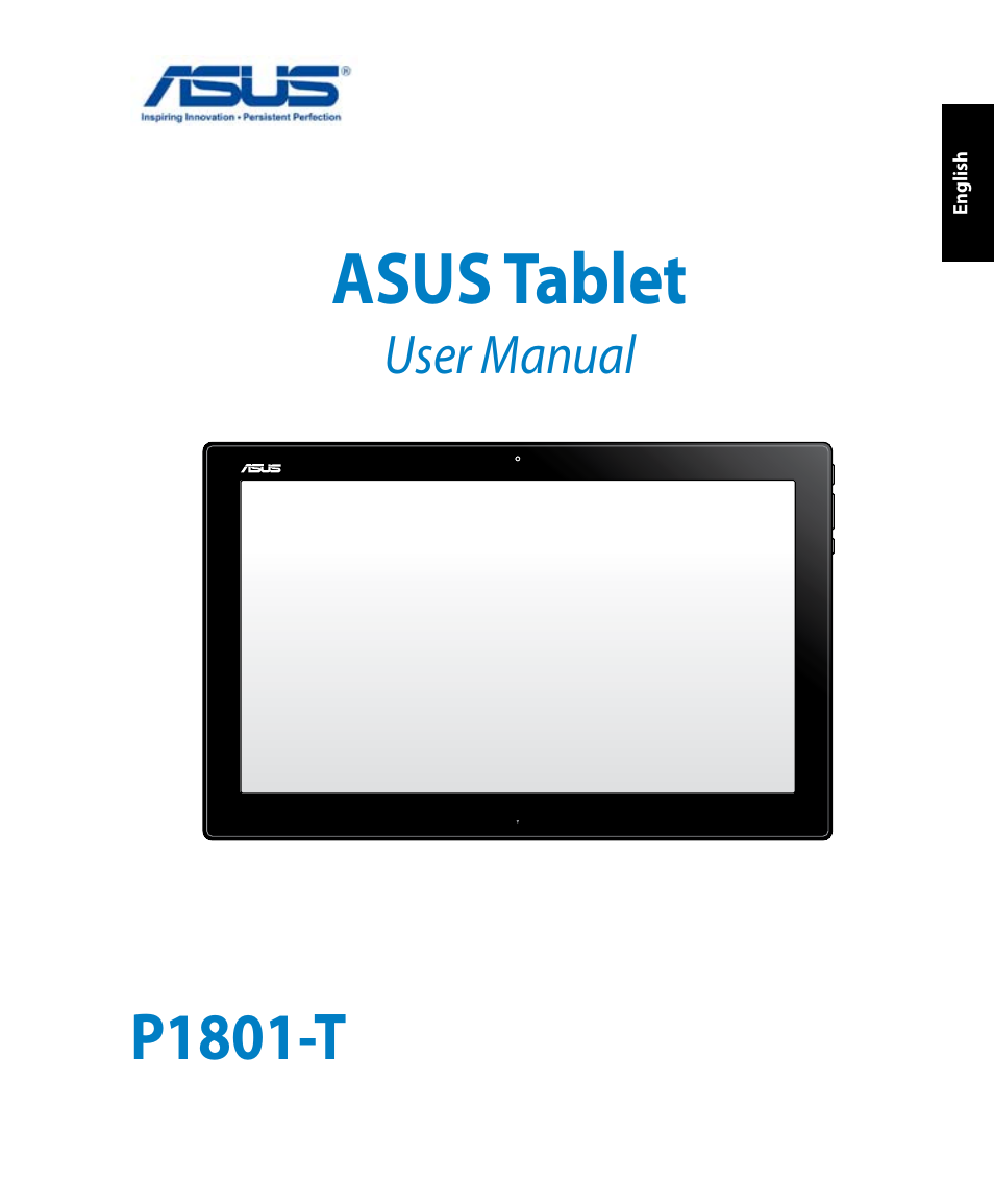 asus p1801 user manual 64 pages rh manualsdir com Asus Tablet Verizon asus tablet user guide z300m