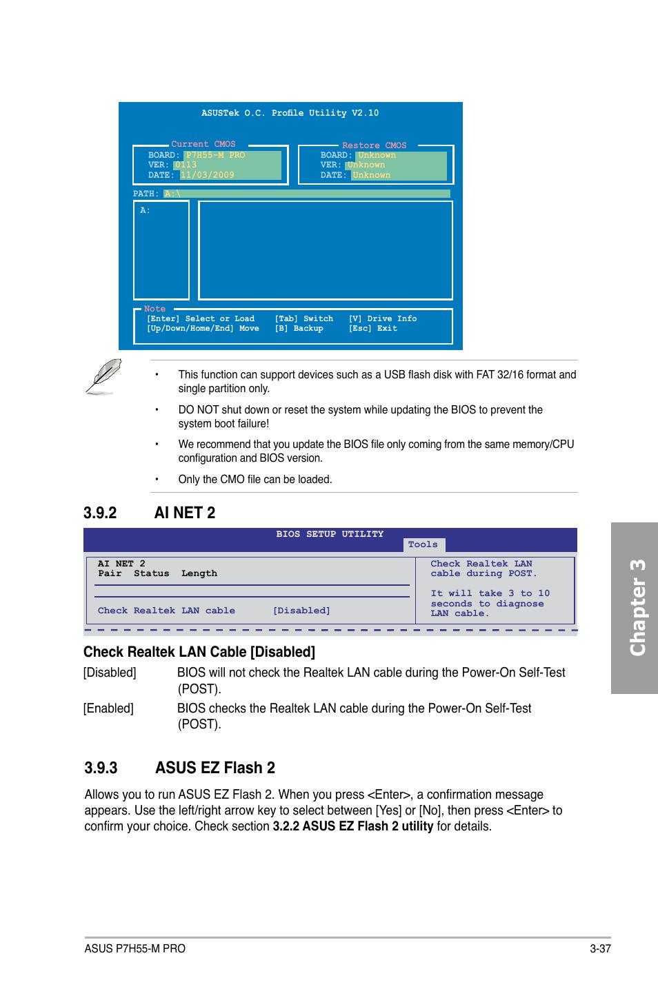 2 ai net 2 3 asus ez flash 2 ai net 2 37 asus p7h55 m pro user rh manualsdir com