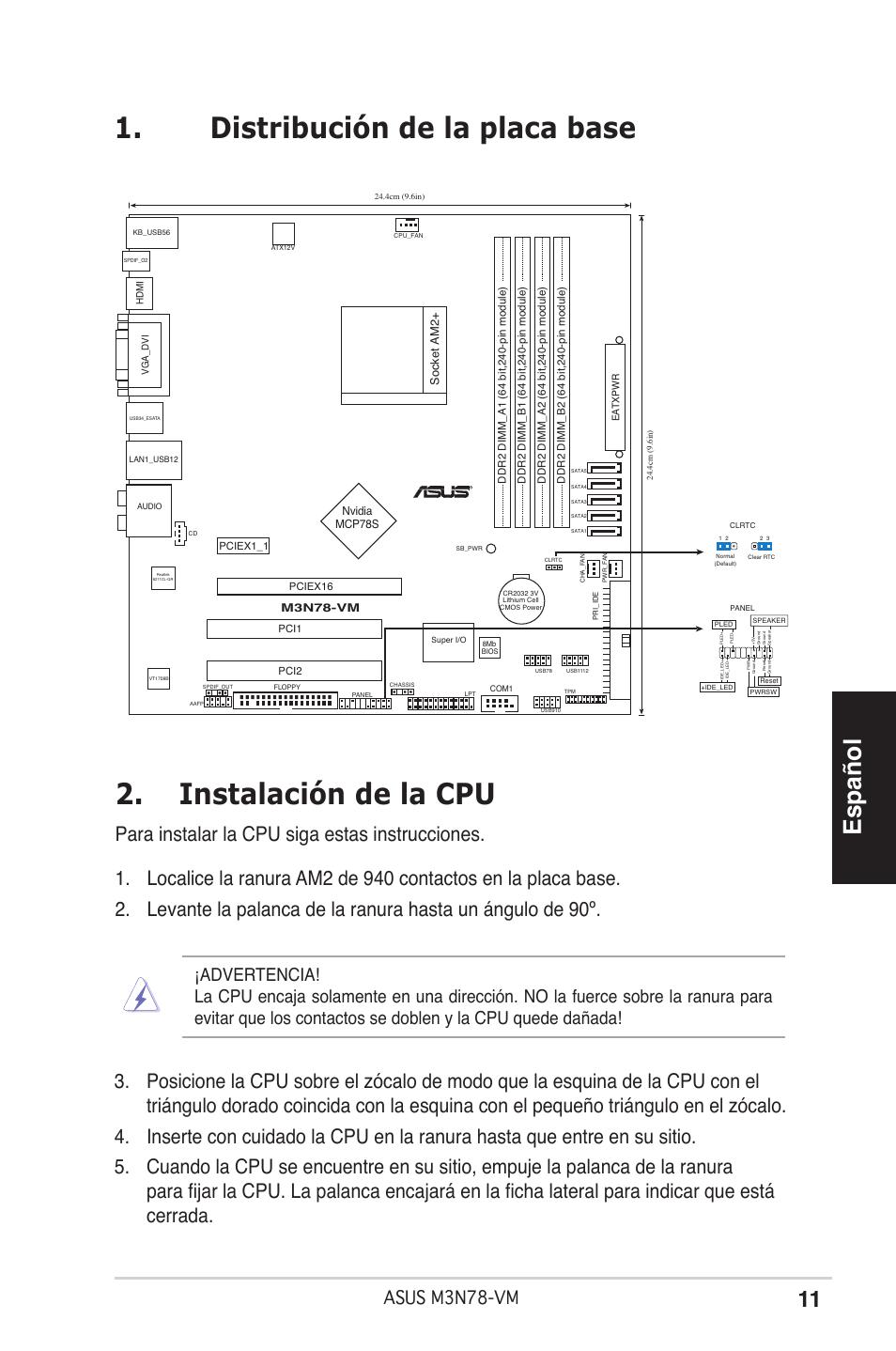 asus m3n78 vm page11 espa�ol, asus m3n78 vm asus m3n78 vm user manual page 11 38 VMware View Diagram at aneh.co