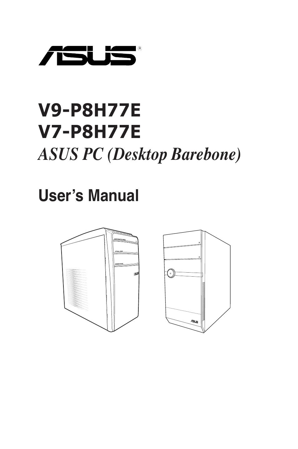 asus v9 p8h77e user manual 90 pages also for v7 p8h77e rh manualsdir com Desktop Computer Desktop Computer
