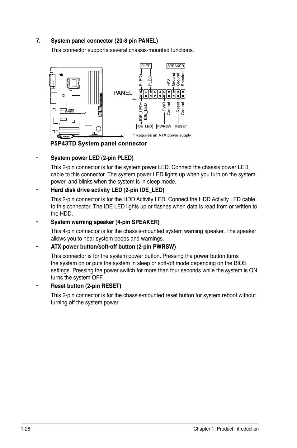 Asus P5P43TD/USB3 User Manual | Page 36 / 62 | Original mode | Also