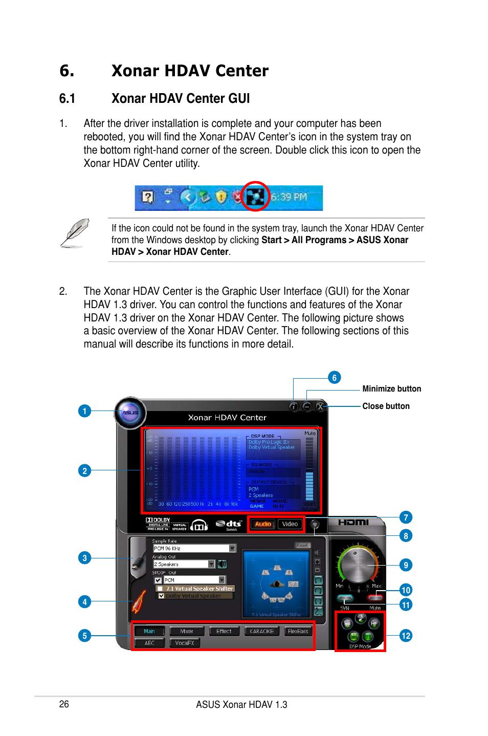 ASUS Xonar HDAV Deluxe Audio Cards Drivers Download for Windows 7 10