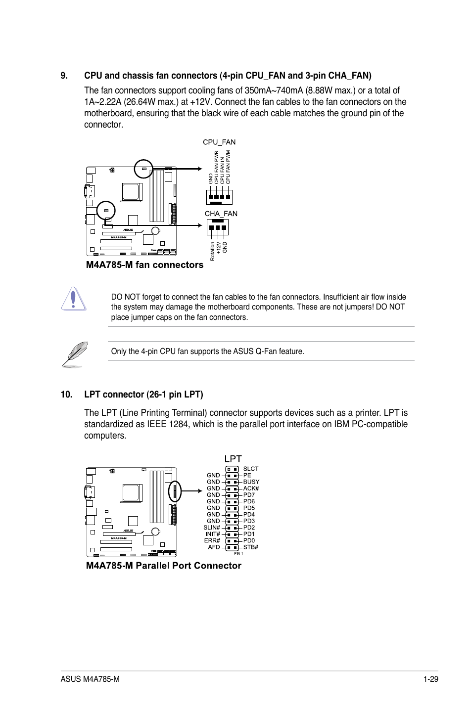 Asus M4A785-M User Manual | Page 41 / 64 on
