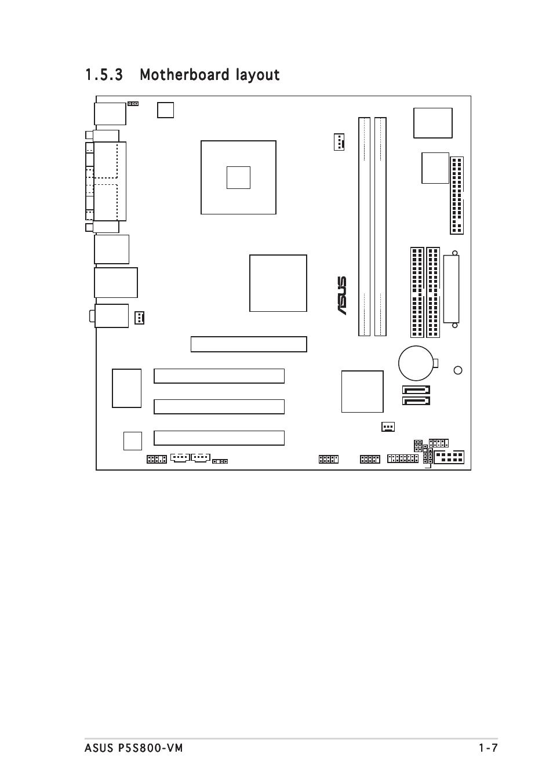 Asus P5s800 Vm Motherboard Manual Wiring Diagram