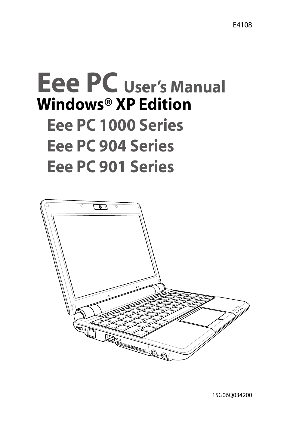 asus eee pc 904ha xp user manual 84 pages also for eee pc 900hd rh manualsdir com Asus Eee PC Netbook Eee PC Windows XP