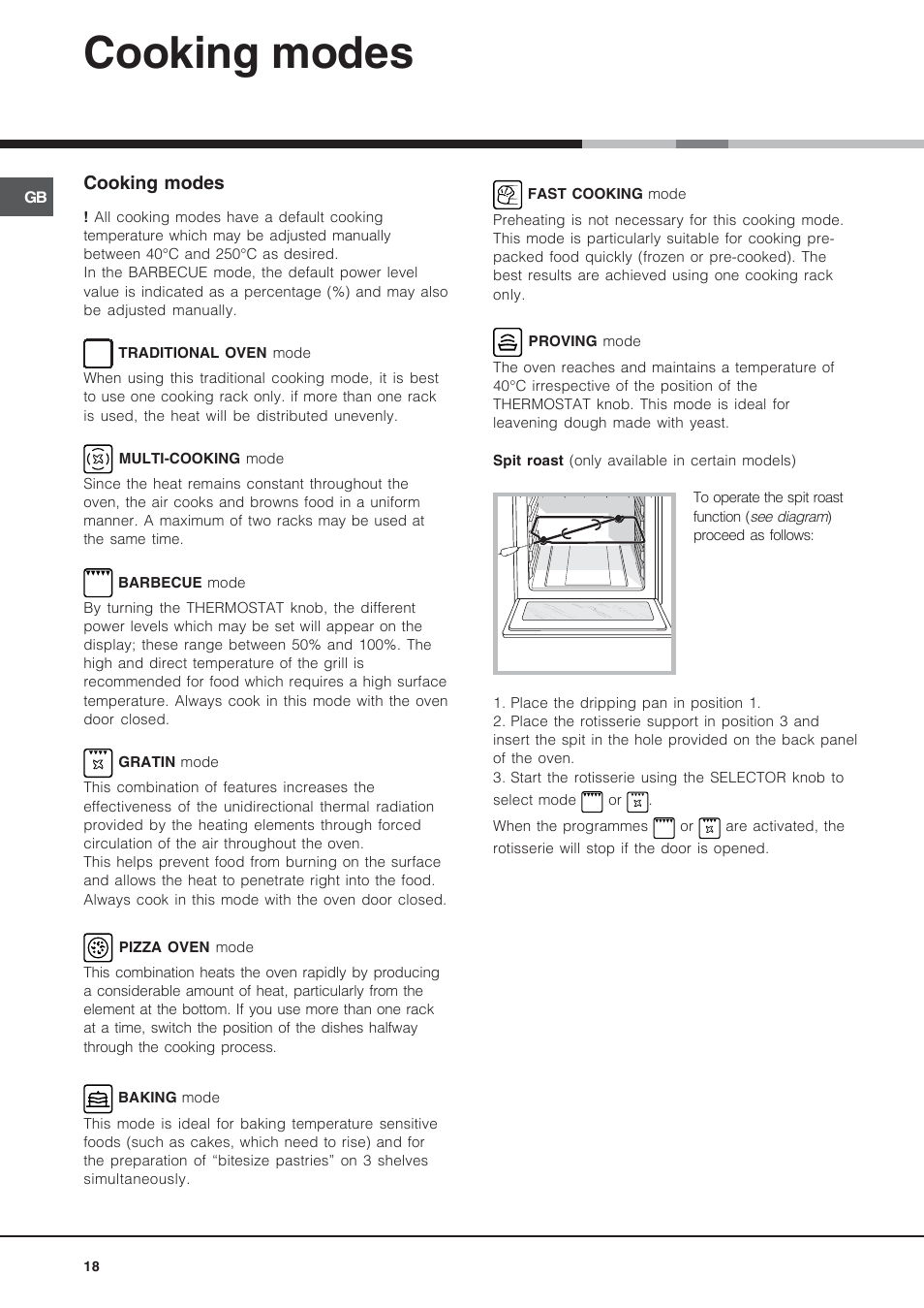 Ariston Oven Manual Daily Instruction Manual Guides