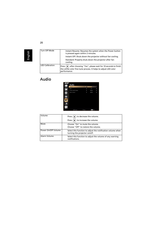 acer k330 user manual