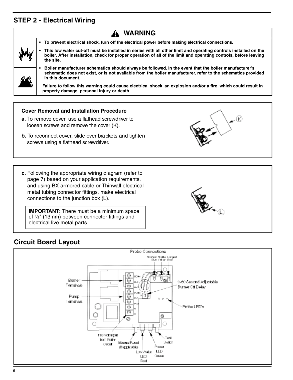 Circuit Board Layout Step 2 Electrical Wiring Warning Mcdonnell Schematics Miller Mm 286