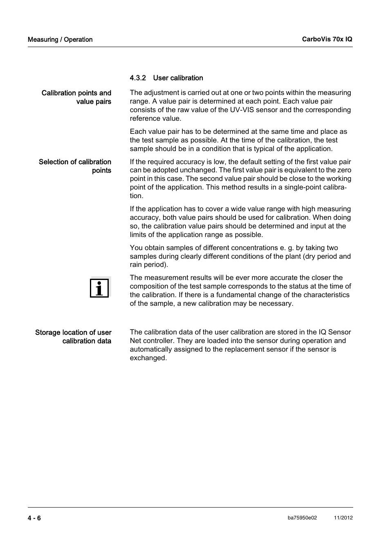 2 user calibration user calibration 6 ee section 4 3 2 ysi rh manualsdir com toyota iq user manual siwatherm iq 660 user manual