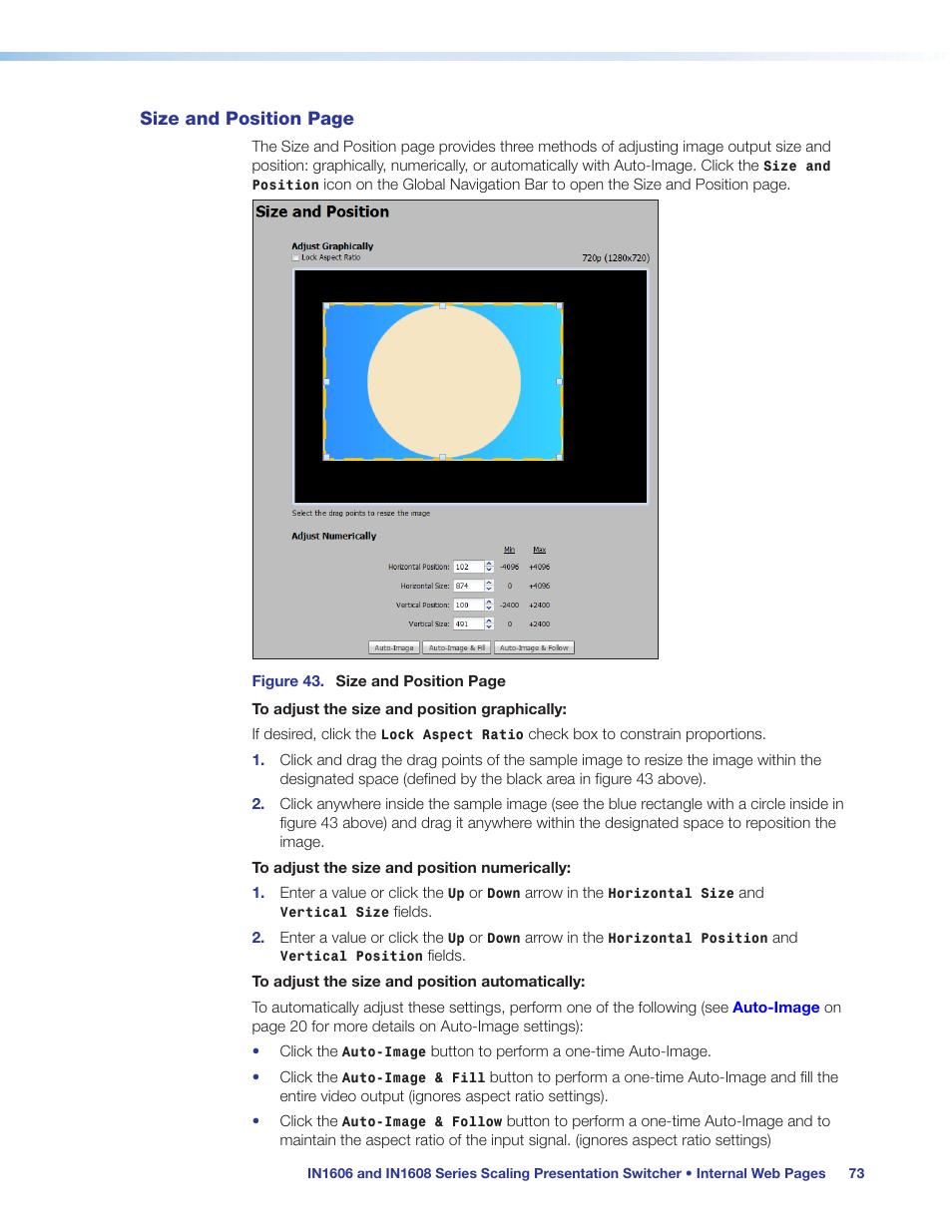extron electronics in1608 ma user guide user manual page 79 109 rh manualsdir com Paperwork Guide VeriFone Vx570 Manual Guide