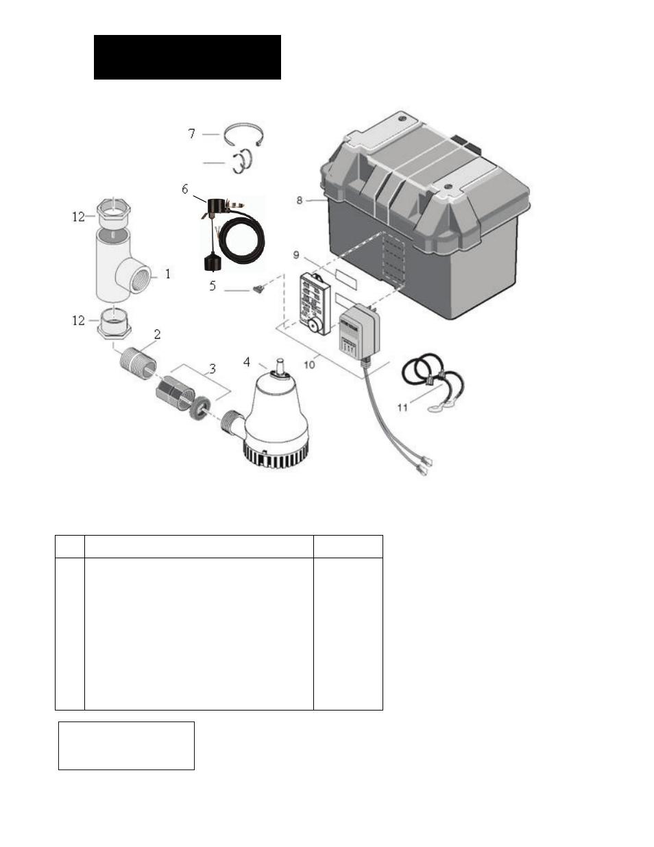 Liberty Pump Wiring Diagram Data Repair Parts Pumps 441 User Manual Page 12 13 Rh Manualsdir Com Control Panel Jeep Fuel