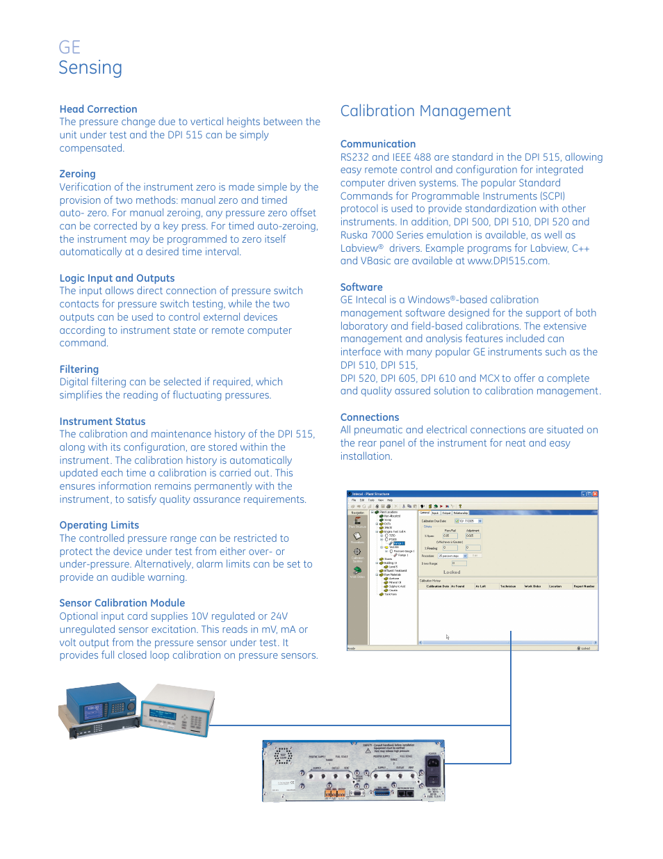 ge sensing calibration management atec druck dpi515 a b2 user rh manualsdir com Manual Alarm Poster Alarm Programming Manuals