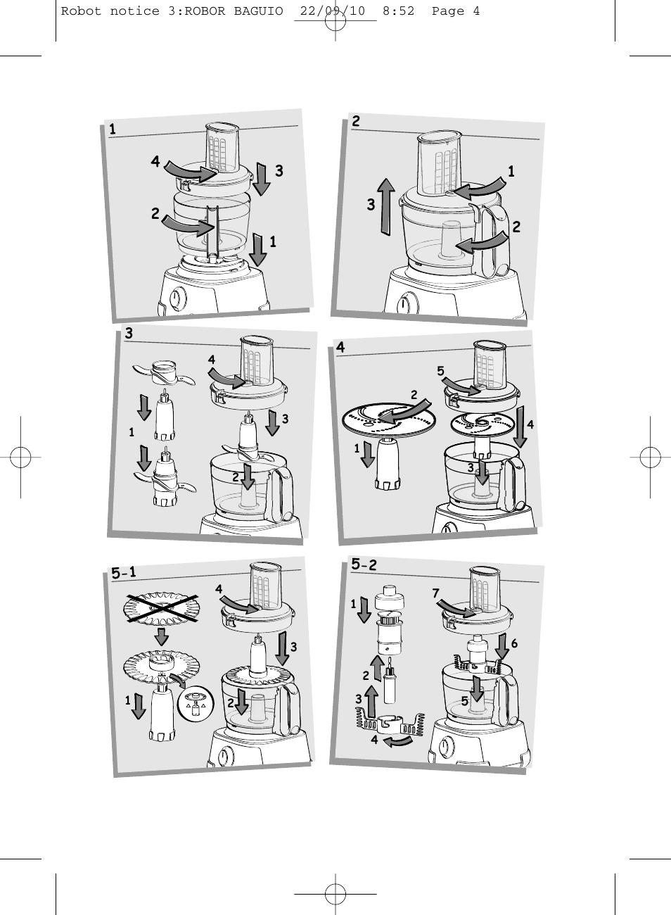 moulinex masterchef 5000 fp518g user manual page 4 96. Black Bedroom Furniture Sets. Home Design Ideas