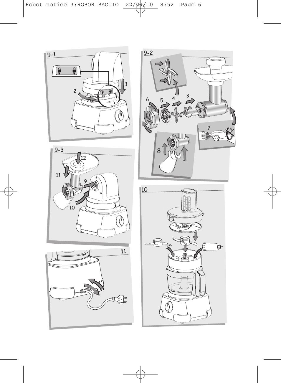 moulinex masterchef 5000 fp518g user manual page 6 96. Black Bedroom Furniture Sets. Home Design Ideas