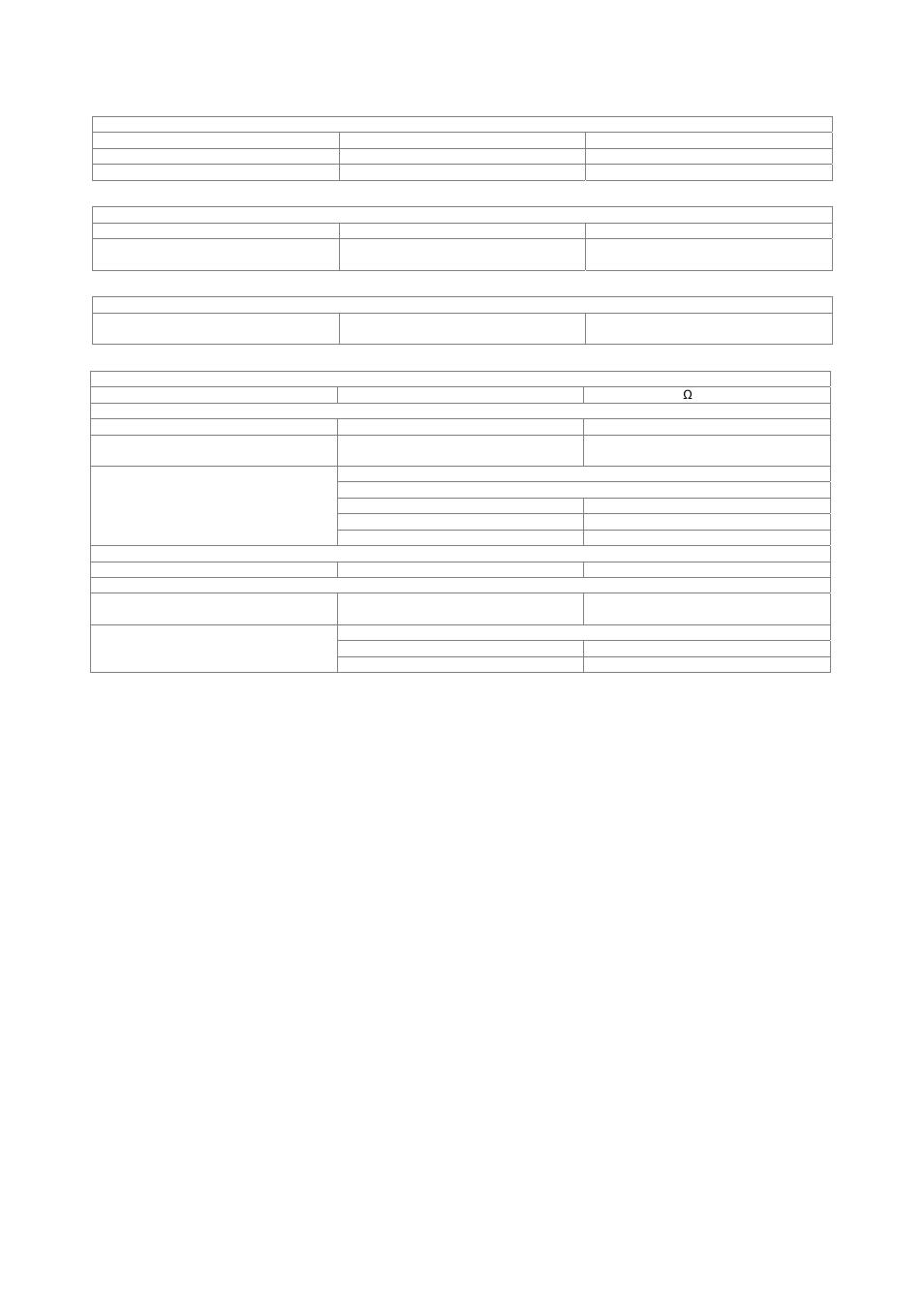 Fsl-b5 additional interfaces | Atec Rohde-Schwarz_FSL Series