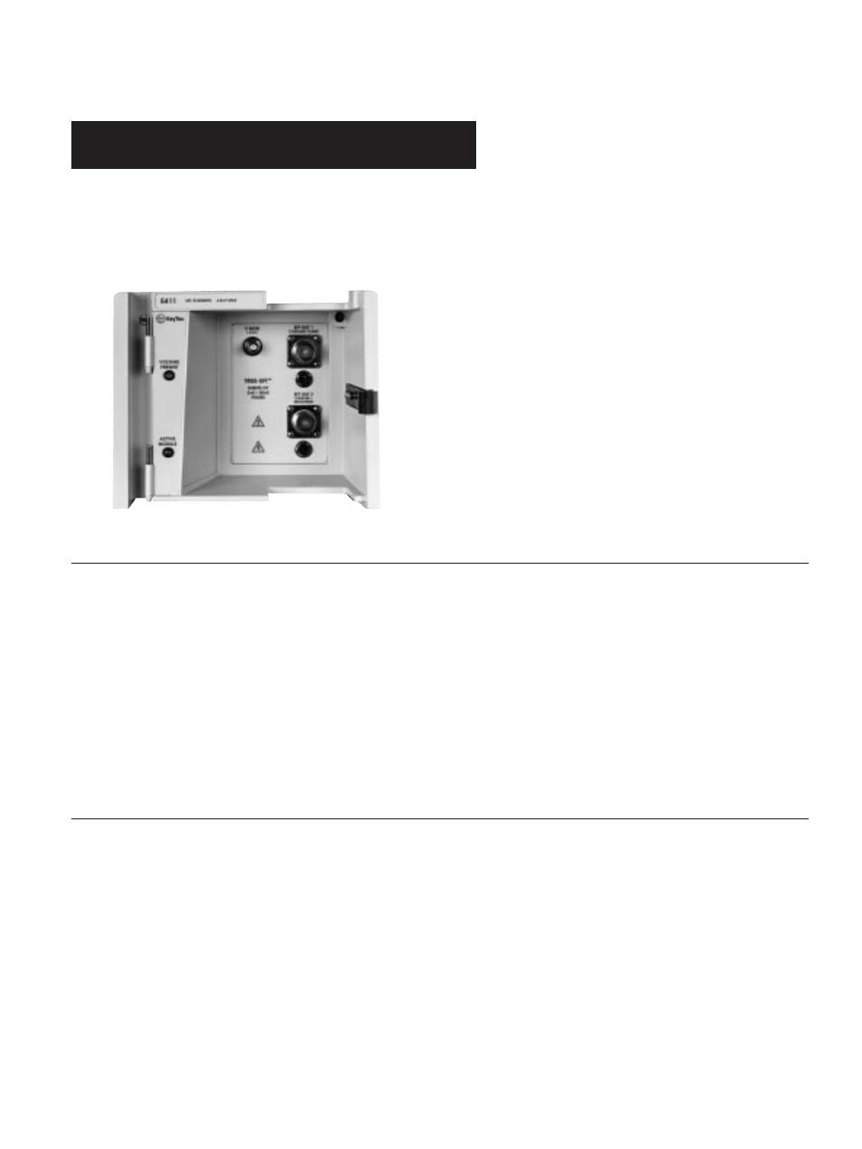 Atec Thermo Scientific-E411 User Manual | 2 pages