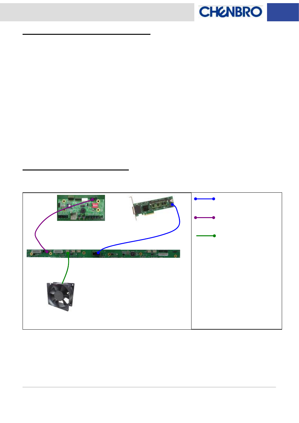 backplane and led board wiring chassis assembly example chenbro rh manualsdir com sas user guide 9.4 sas.planet user manual