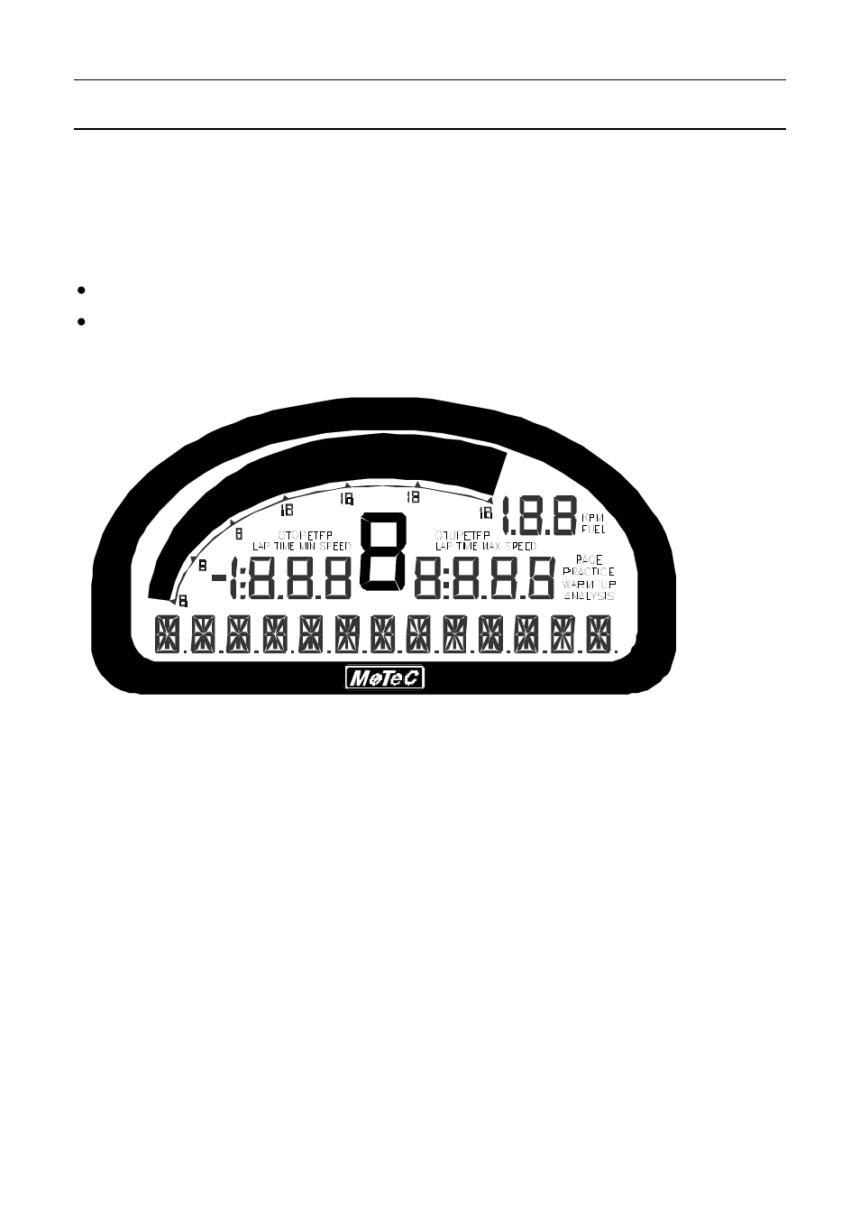 Display   MoTeC ADL3 EDL3 User Manual   Page 31 / 80