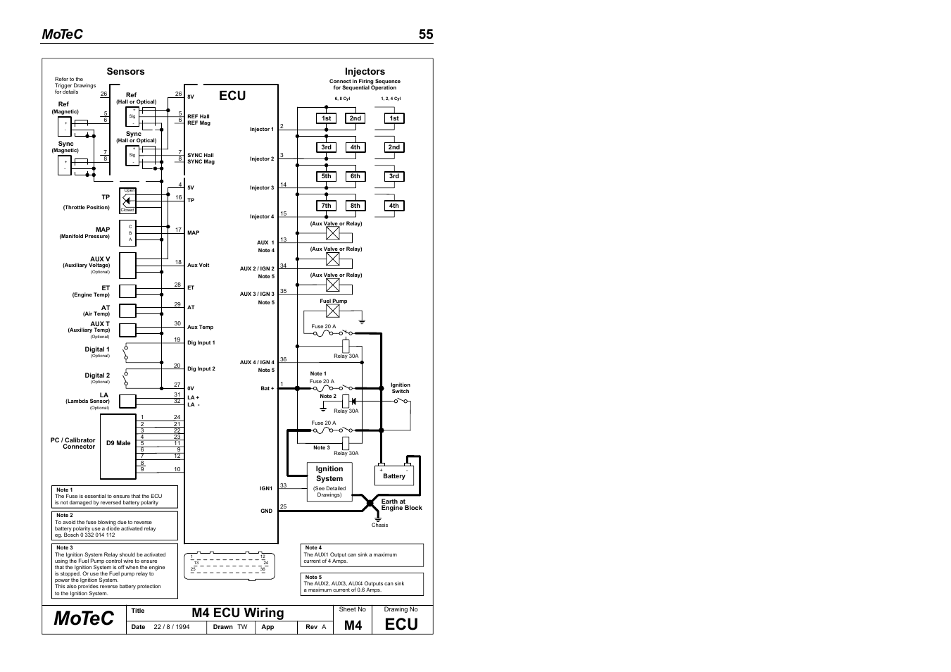 motec-m8-page57 Hall Sensor Wiring Diagram on