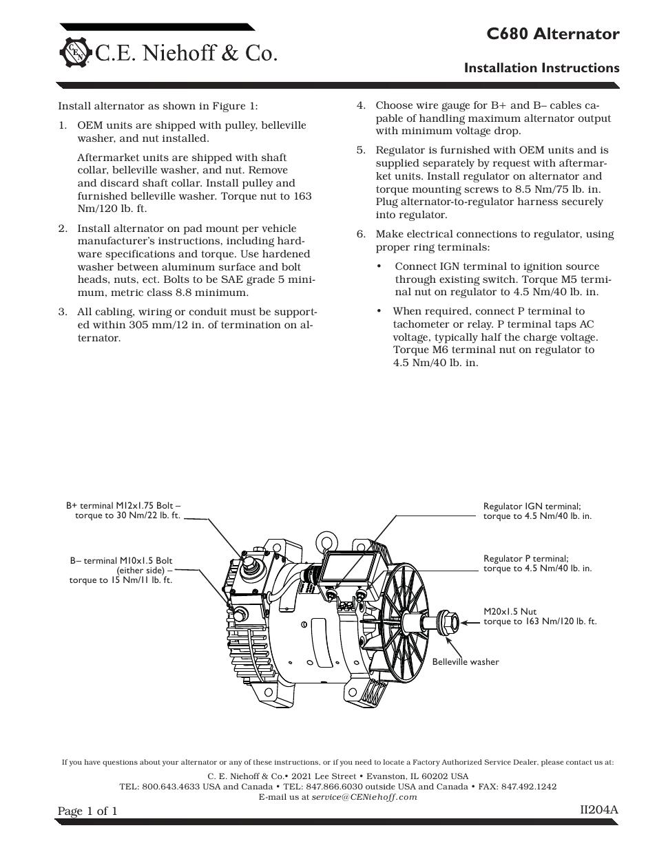 Holley Alternator 197 Manual Guide