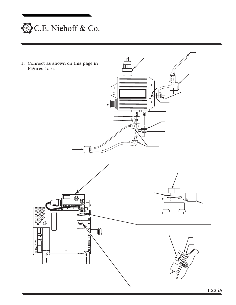 c e  niehoff  u0026 co  n1225  n1387 alternator installation user manual