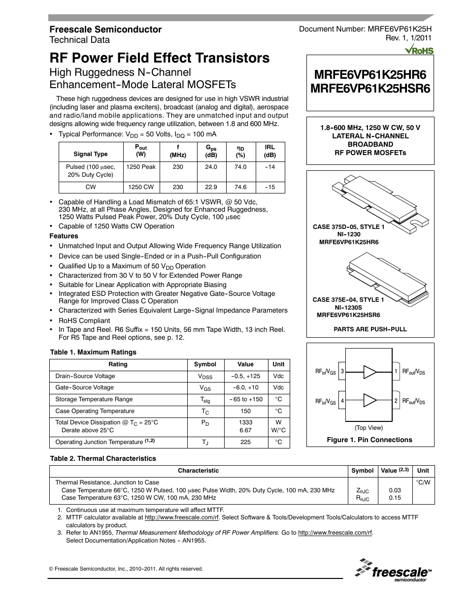 Communication Concepts 2M-1KW 2 Meter 1KW Amplifier User Manual | 13