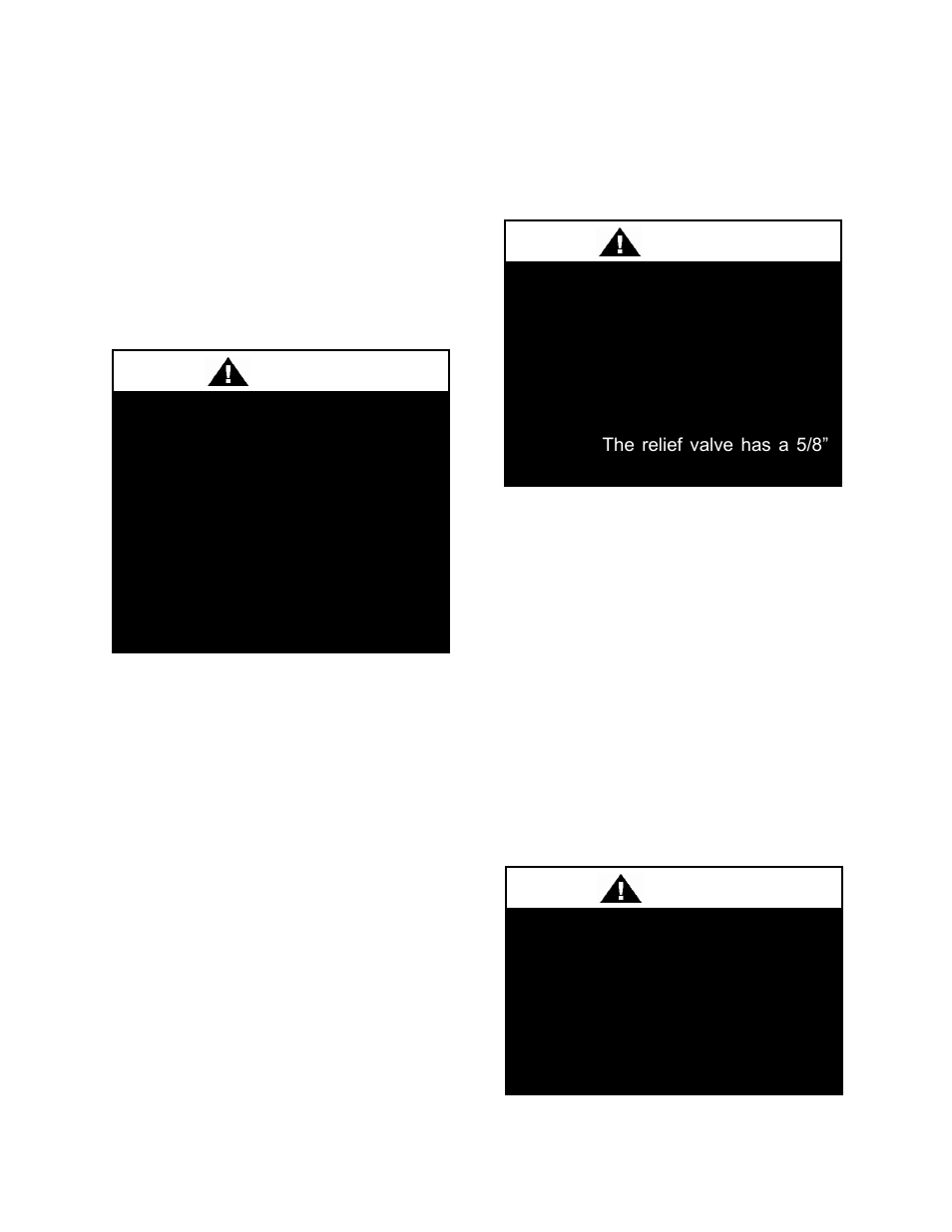 Caution | AAON RQ-006 User Manual | Page 48 / 84