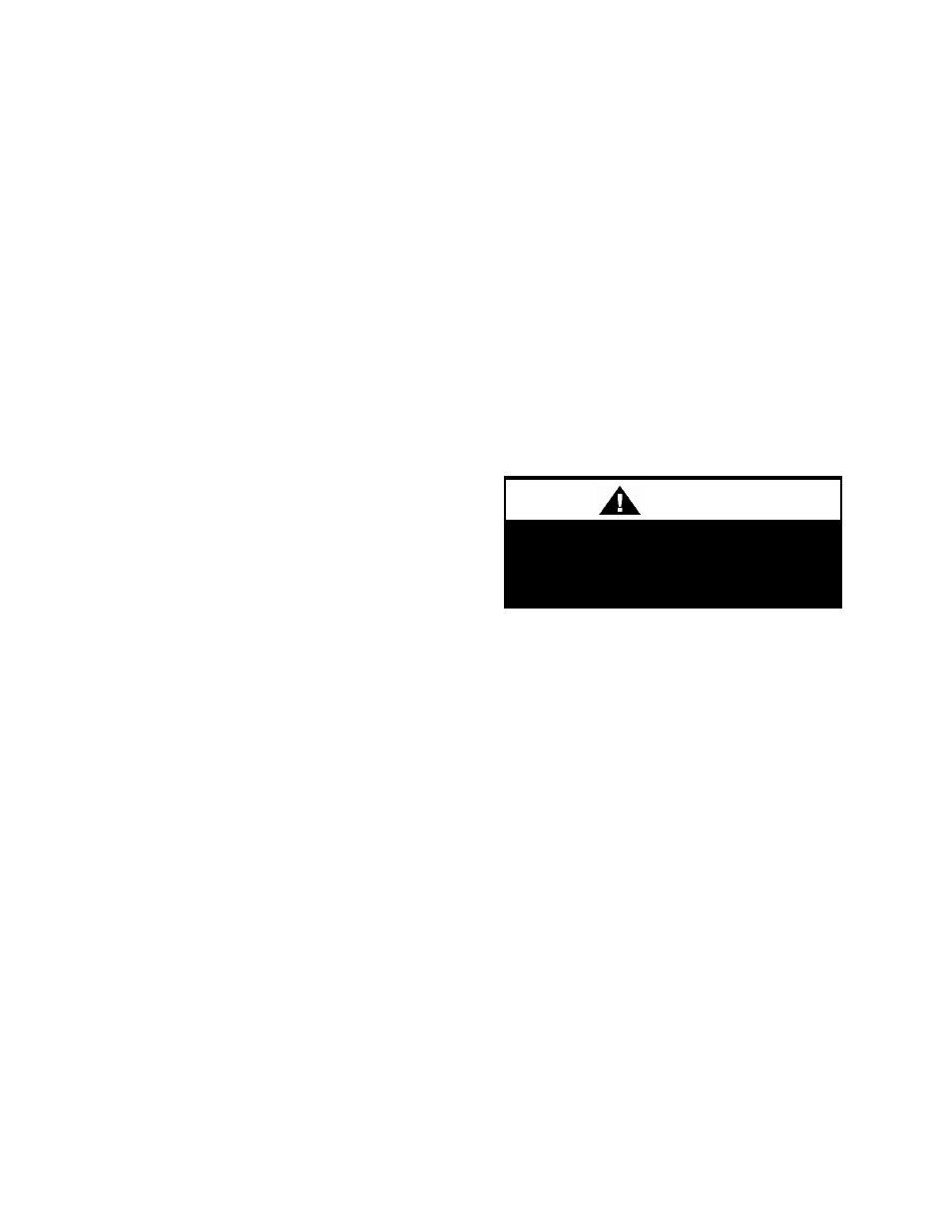 Caution | AAON RN-140 User Manual | Page 69 / 116