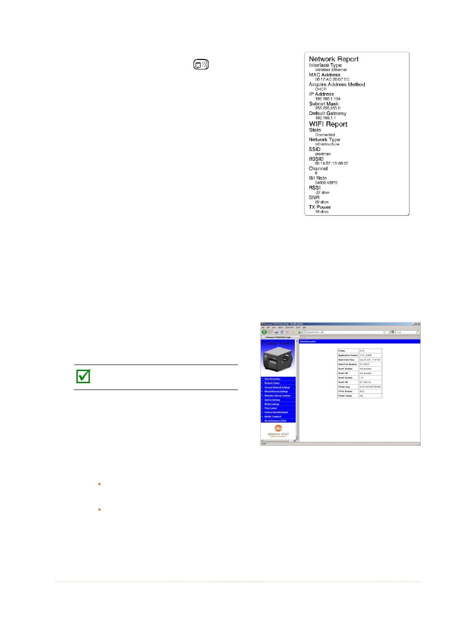 datamax o neil i class mark ii operator s manual user manual page rh manualsdir com datamax m class operator's manual Datamax I Class Printer Client