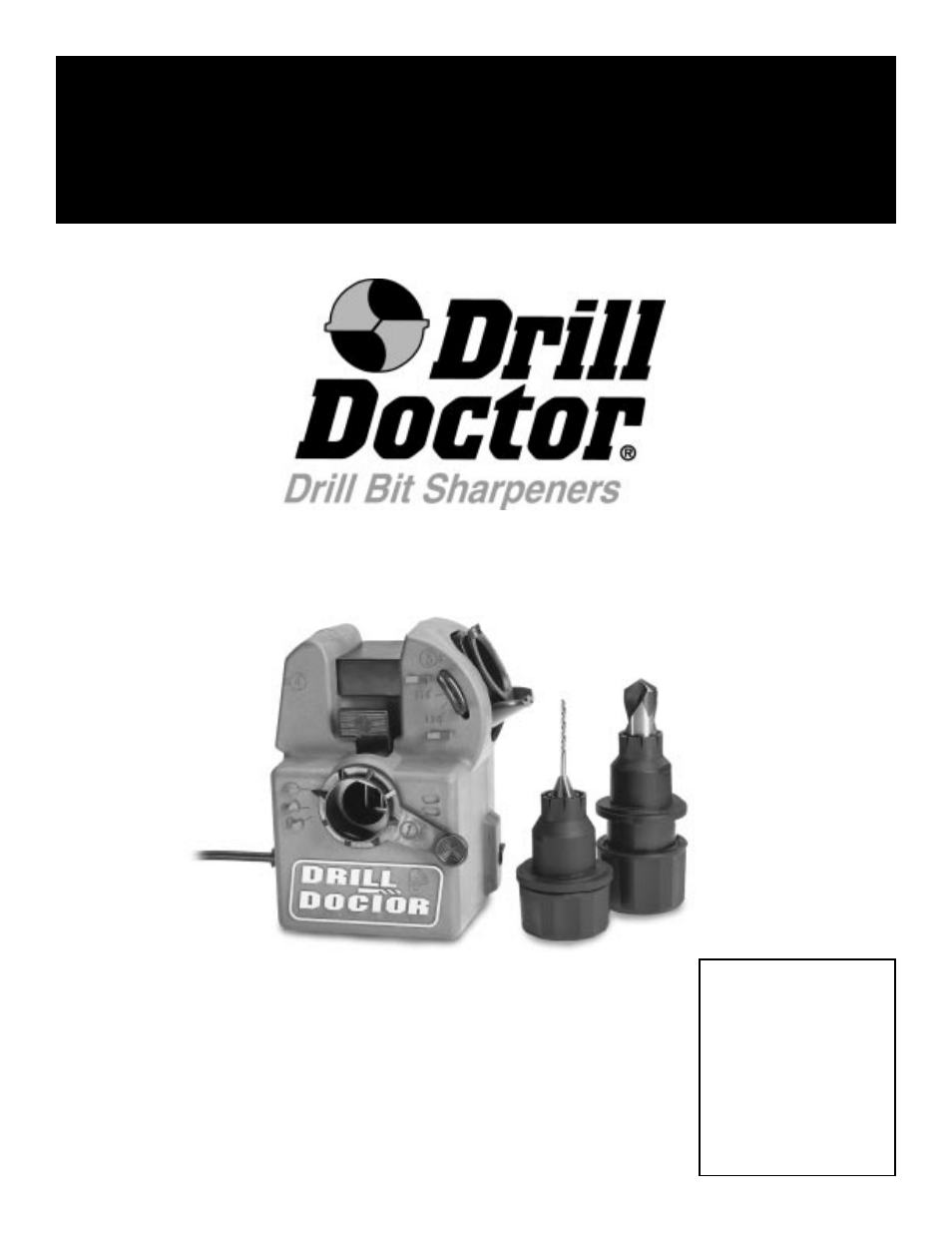 drill doctor 750sp user manual 12 pages also for 500 rh manualsdir com Electric Drill Hand Crank Drill