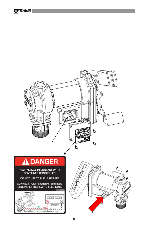Fuel Transfer Pump Wiring Diagram